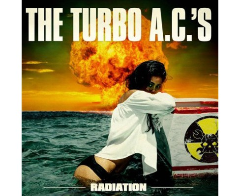 Turbo A.C.'s - Radiation (CD) - image 1 of 1