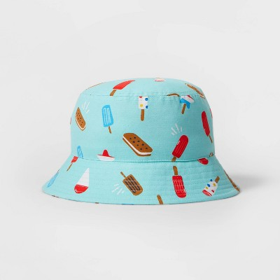 Kids' Bucket Hat Ice Cream - Sun Squad™