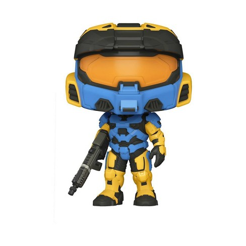 Funko POP! Games: Halo - Blue Spartan Mark VII with VK78 - image 1 of 2