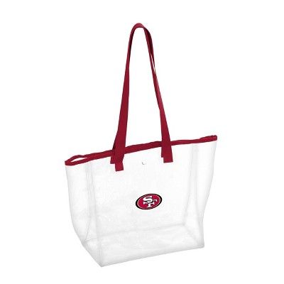 NFL San Francisco 49ers Stadium Clear Tote
