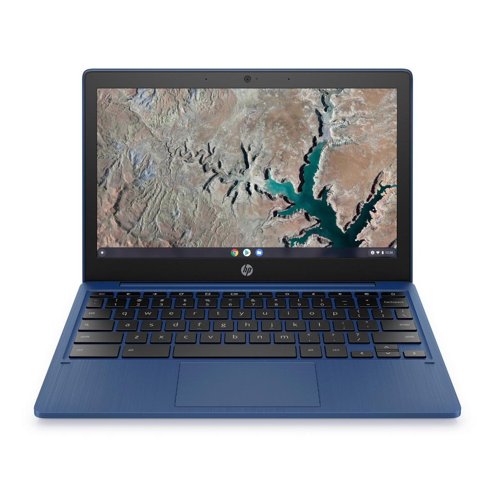 "HP 11.6"" Touchscreen Chromebook, 32GB storage, Indigo Blue (11-na0036nr)"