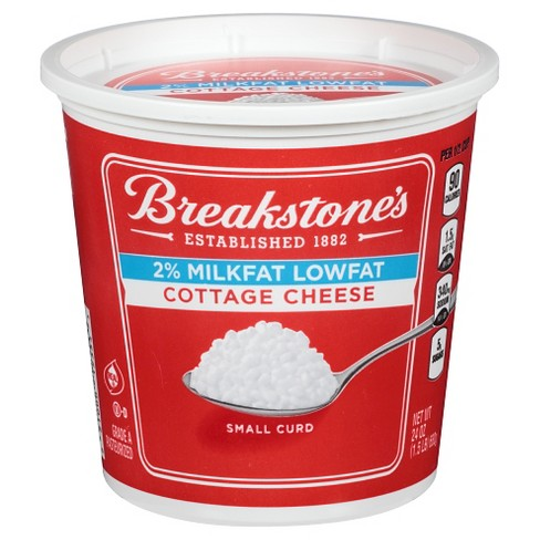 Outstanding Breakstones Low Fat Cottage Cheese 24Oz Download Free Architecture Designs Embacsunscenecom