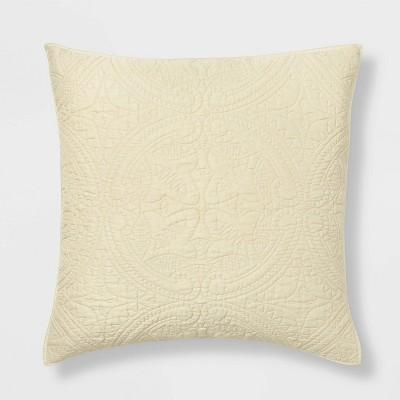 Stitched Medallion Pillow Sham - Opalhouse™