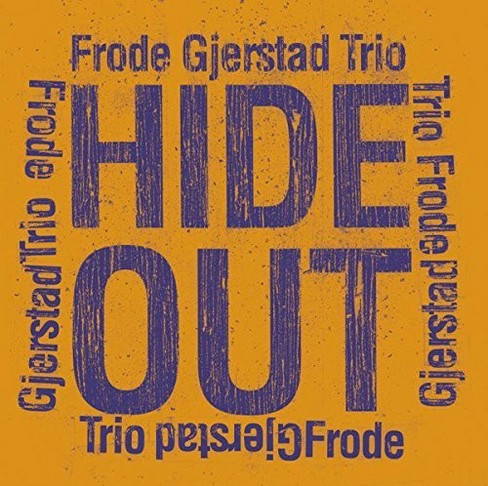 Frode gjerstad - Hide out (CD) - image 1 of 1