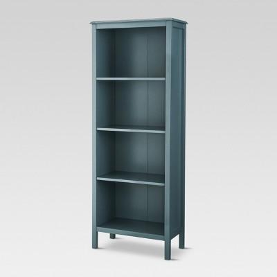 60  Bookcase Overcast 4 Shelves - Threshold™