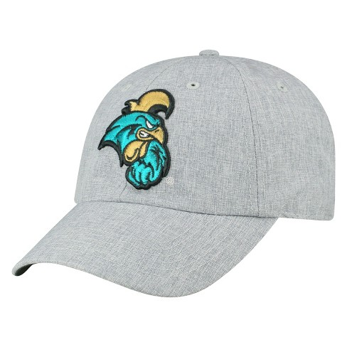 Coastal Carolina Chanticleers Baseball Hat Grey - image 1 of 2