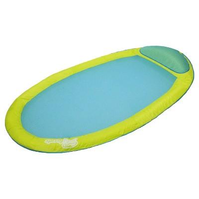 Spring Float - Green/Light Blue