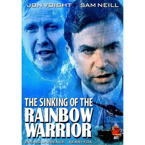 The Sinking Of The Rainbow Warrior (DVD)(2019) - image 1 of 1