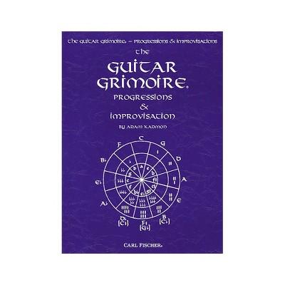 Carl Fischer Guitar Grimoire - Progressions and Improvisations Book