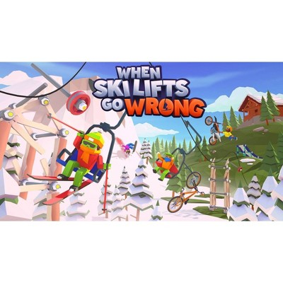 When Ski Lifts Go Wrong - Nintendo Switch (Digital)