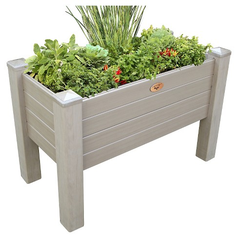 Maintenance Free Elevated Garden Bed - Gronomics - image 1 of 3