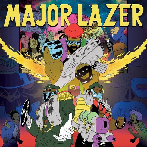 Major Lazer - Free The Universe (Vinyl) - image 1 of 1