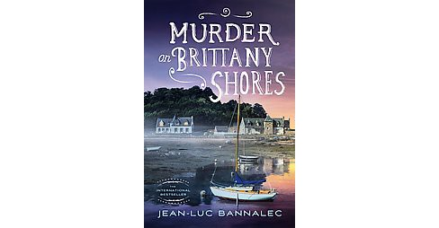 Murder on Brittany Shores (Hardcover) (Jean-Luc Bannalec) - image 1 of 1