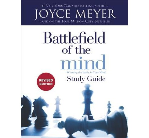 Battlefield of the Mind : Winning the Battle in Your Mind (Paperback) (Joyce Meyer) - image 1 of 1