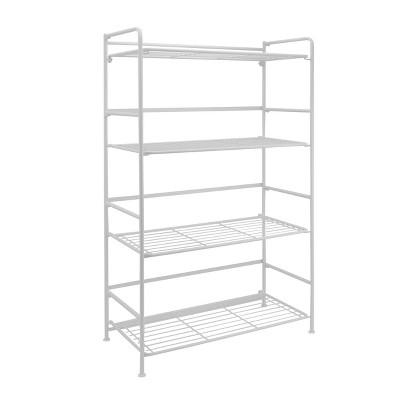 FlipShelf 4 Tier Wide Rounded Shelf