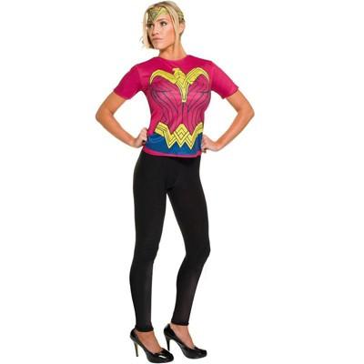 Rubies Wonder Woman Adult Costume Top