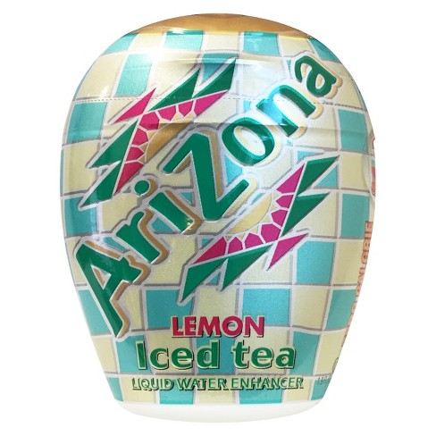 AriZona Lemon Tea Liquid Water Enhancer - 1.9 fl oz Bottle - image 1 of 1