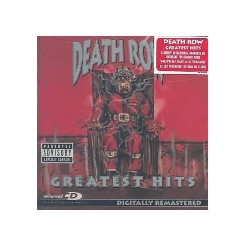 Death Row Greatest Hitsdeath Row Greatest Hitsdeath Row Greatest Hitsdeath  Row Greatest Hits (ecd) (pa)