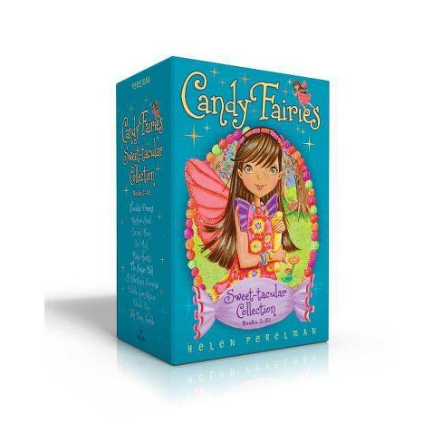 Candy Fairies Sweet-Tacular Collection Books 1-10 - by  Helen Perelman (Paperback) - image 1 of 1