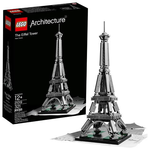 Lego Architecture The Eiffel Tower 21019 Target