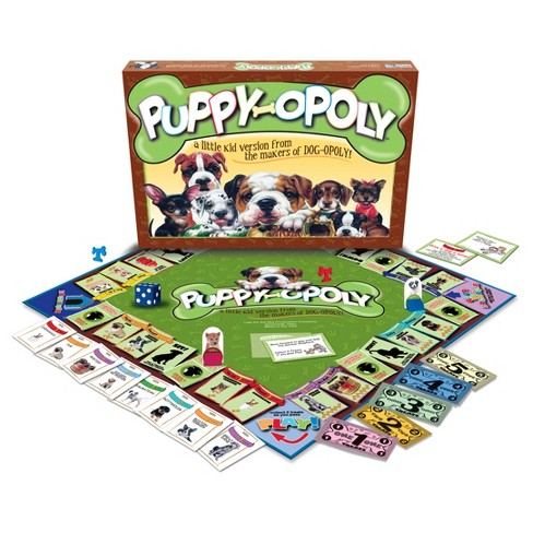 Puppy opoly Game - image 1 of 1