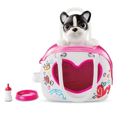 Little Live OMG Pets Bestie Bag & Puppy - image 1 of 4