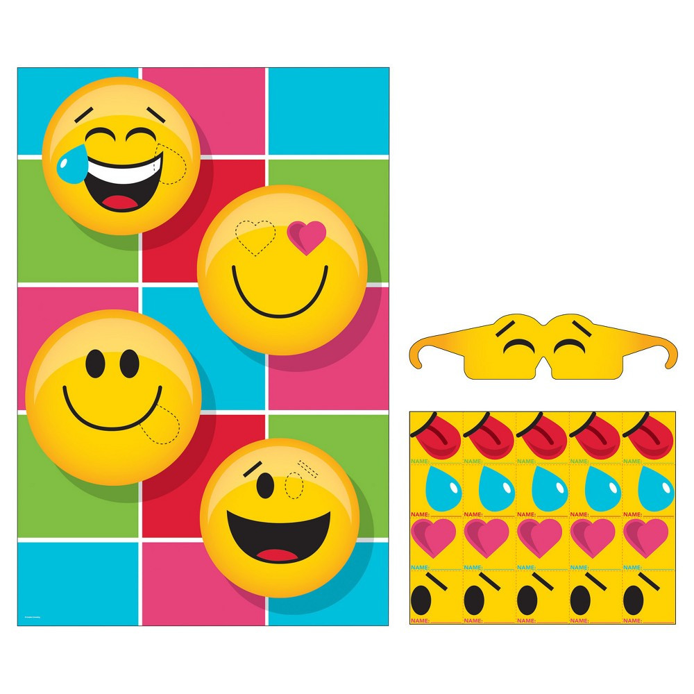 Creative Converting Show Your Emojions Game