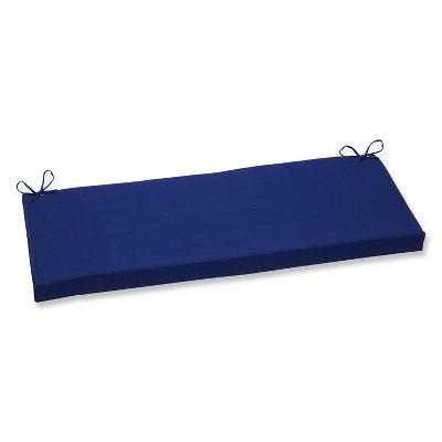 Outdoor Bench Cushion - Navy Fresco Solid