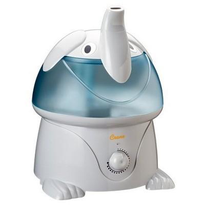 Crane Adorable Ultrasonic Cool Mist Humidifier - Elephant