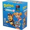 Dannon Danimals Squeezables Cotton Candy Kids' Yogurt - 4pk/3.5oz pouches - image 4 of 4
