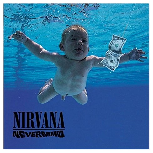 Nirvana - Nevermind (Vinyl) - image 1 of 1