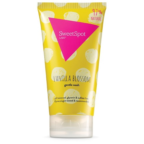 SweetSpot Vanilla Blossom Gentle Wash - 8 fl oz - image 1 of 2