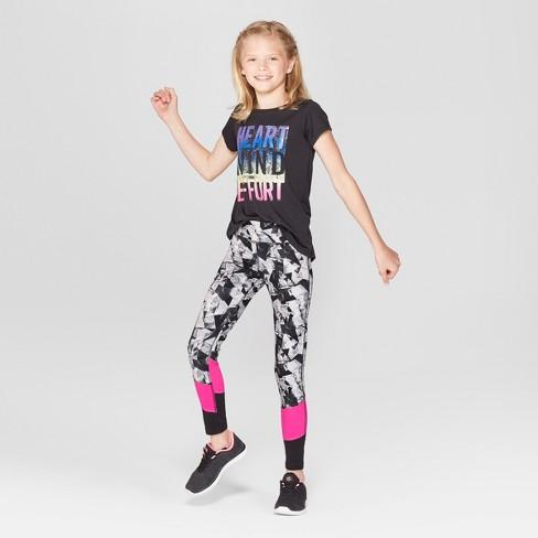 8f07b6c04e71 Girls  Novelty Performance Leggings - C9 Champion®. Shop all C9 Champion