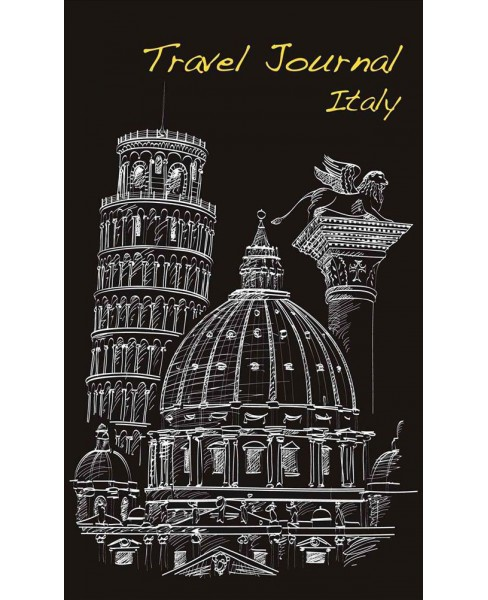 Travel Journal Italy (Paperback) - image 1 of 1