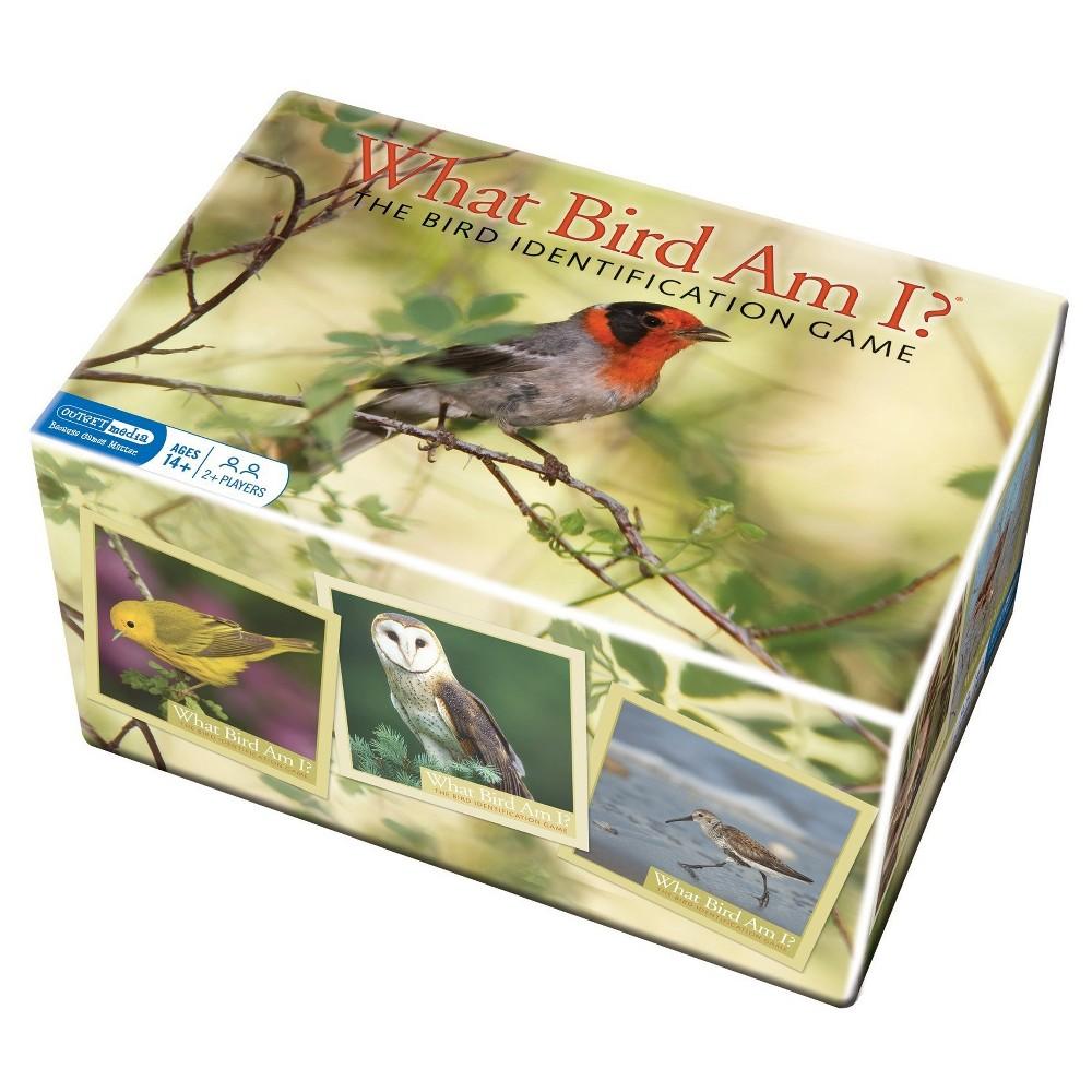 Outset Media What Bird Am I? Game, Kids Unisex