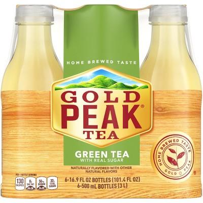 Gold Peak Green Tea - 6pk/500ml Bottles