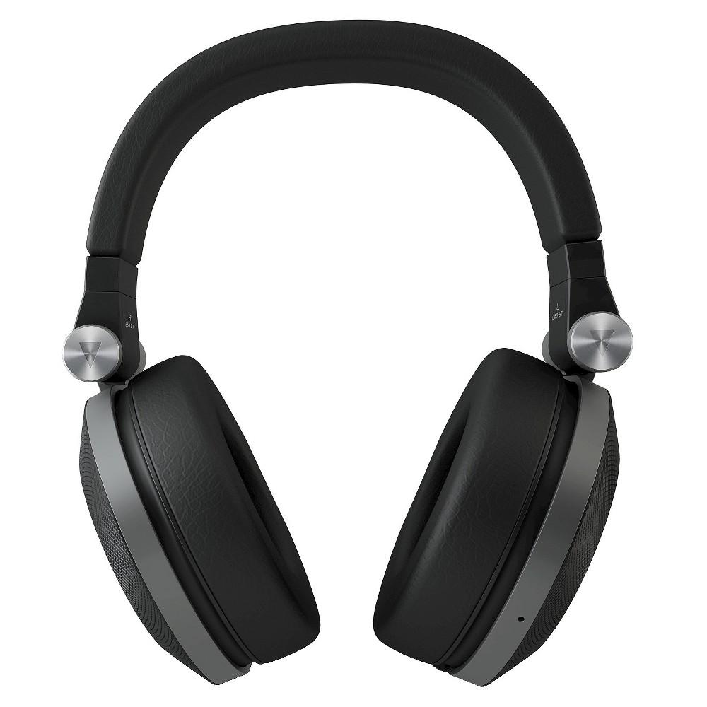 JBL E50BT Bluetooth On-Ear Headphones - Black, Silver