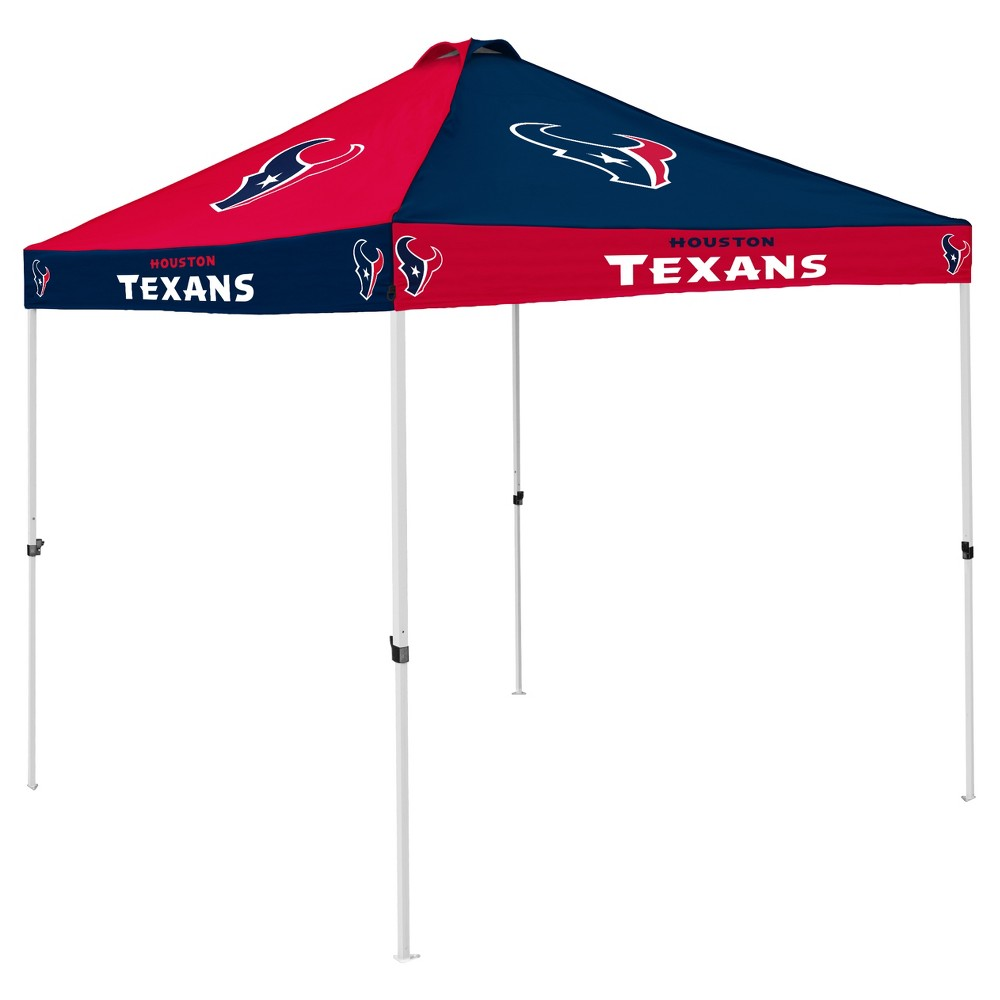 NFL Houston Texans 9x9' Checkerboard Canopy Tent