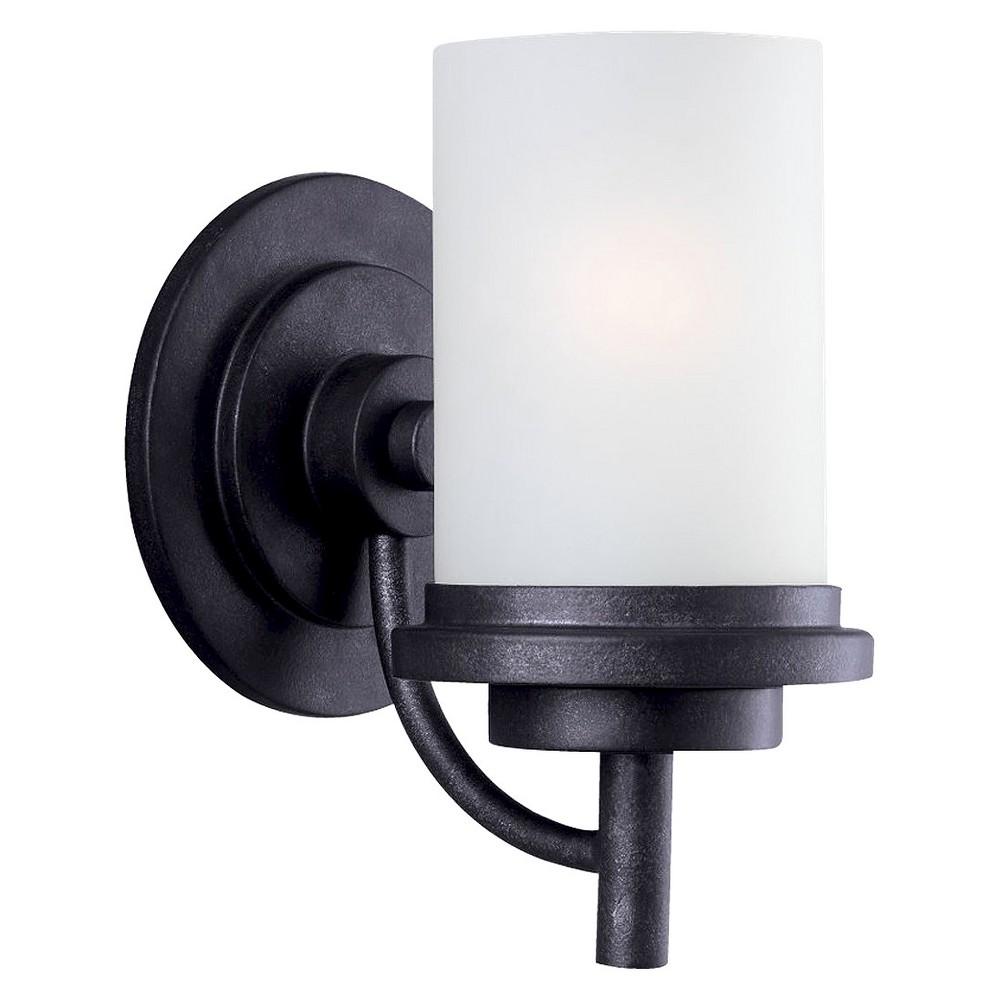 Sea Gull Lighting Wall Lights - Metal/Clear