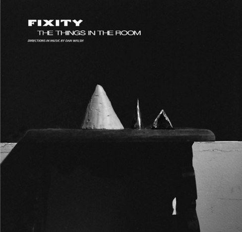 Fixity - Things In The Room (Vinyl) - image 1 of 1