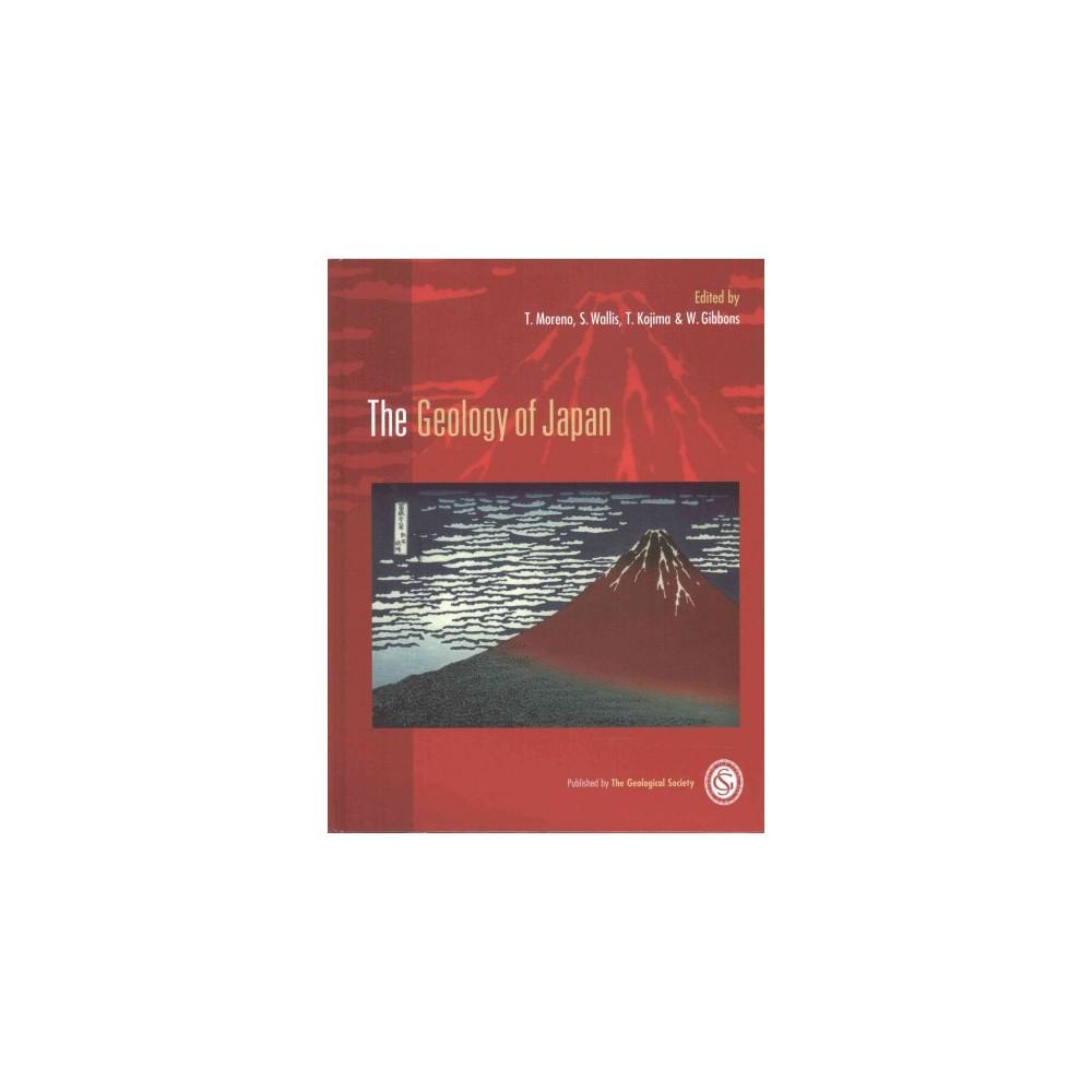 Geology of Japan (Hardcover)