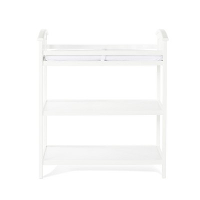 Child Craft Delaney Changing Table - Matte White