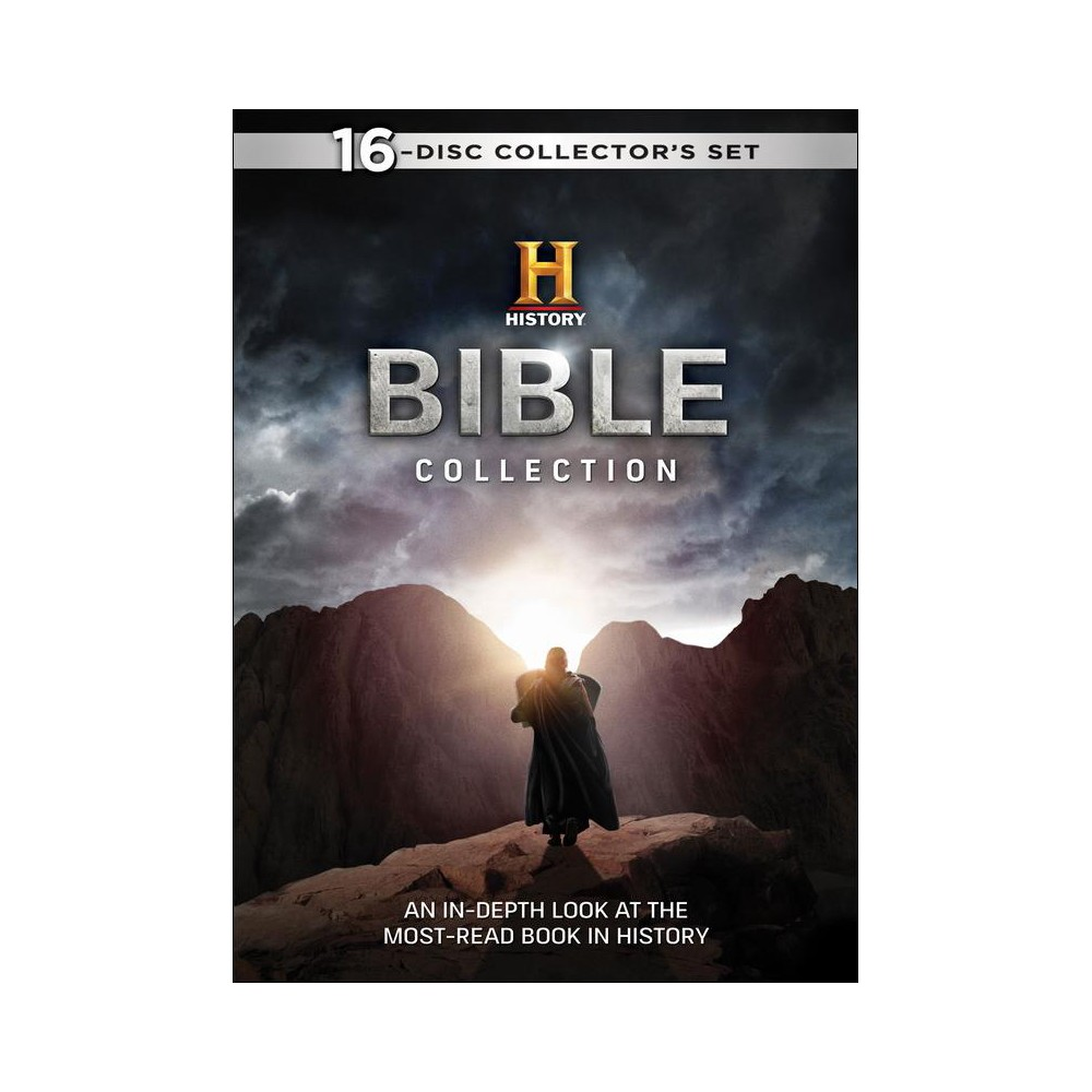 History of the bible (Dvd)