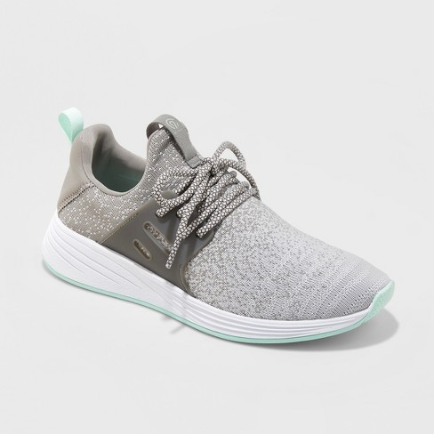 8cf759496c Women's Motion Knit Lace-up With Bracing Sneakers - C9 Champion® : Target