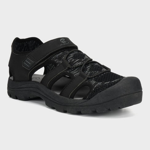 c3cd399450f0 Men s Paul Hiking Sandals - C9 Champion® Black   Target