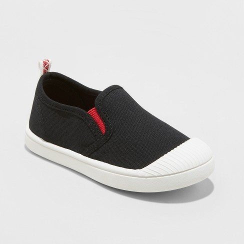 Toddler Boys' Leif Sneakers - Cat & Jack™ Black - image 1 of 3