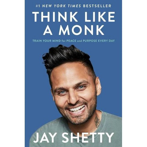 Think Like a Monk - by Jay Shetty (Hardcover) - image 1 of 1