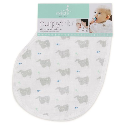 Aden + Anais Burpy Bib Single - Baby Star