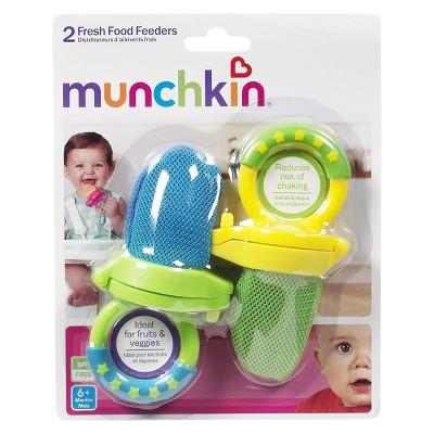 Munchkin Fresh Food Feeder - 2pk