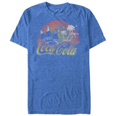 Men's Coca Cola Tropical Vibe T-Shirt